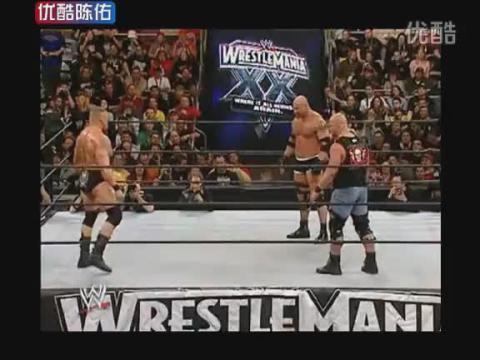 wwe高柏vs布洛克 wwe高柏VS布洛克的视频