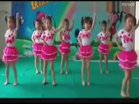【六一儿童节幼儿园中班舞蹈 天使 视频  】 (分享自