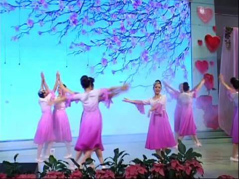 【基督教舞蹈-心的归回  】 (分享自